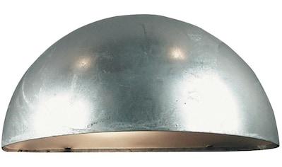 Nordlux Außen-Wandleuchte »Scorpius Maxi«, E27, Schirm aus verzinktem Stahl kaufen