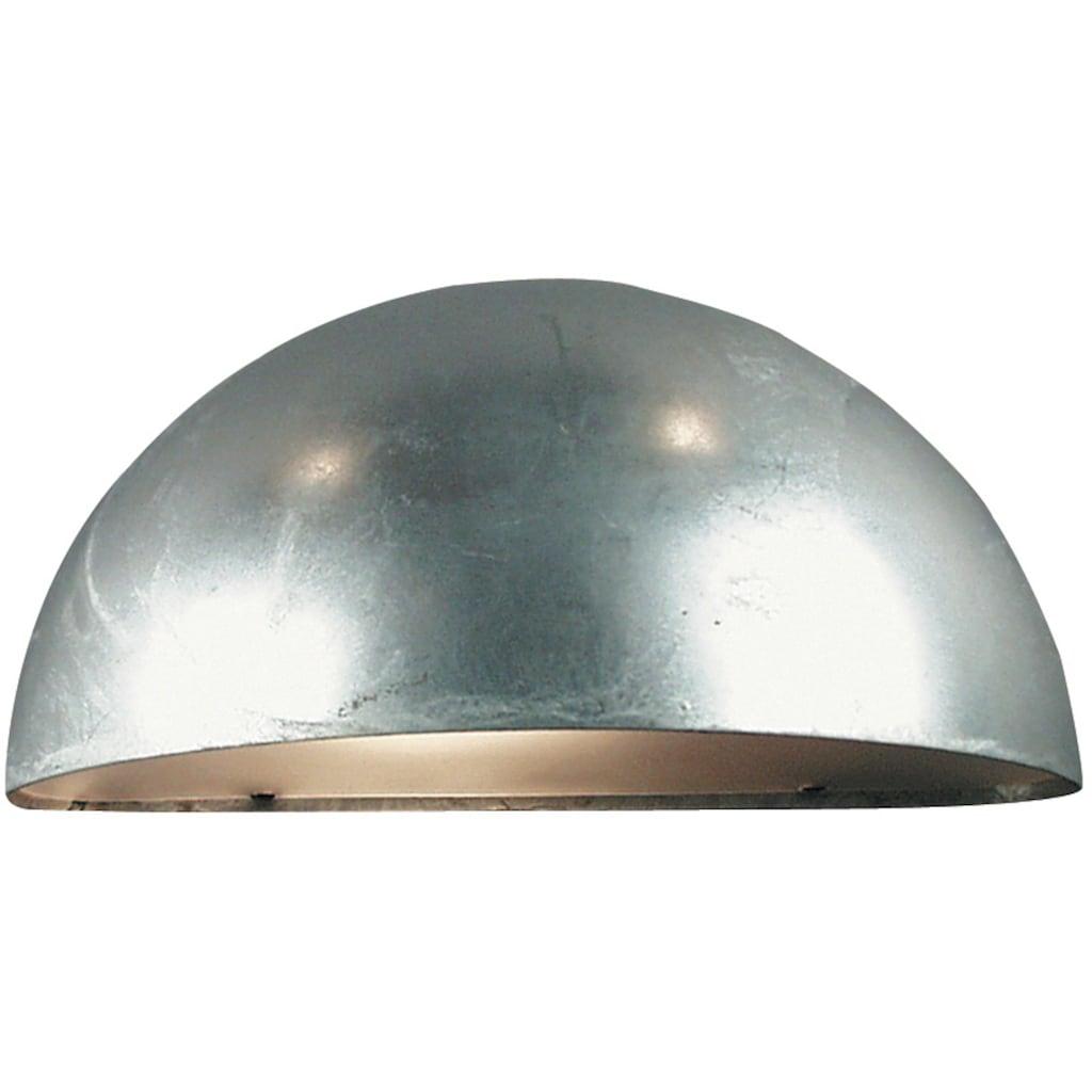 Nordlux Außen-Wandleuchte »Scorpius Maxi«, E27, Schirm aus verzinktem Stahl