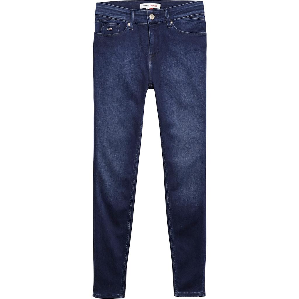 Tommy Jeans Skinny-fit-Jeans »SHAPE MR SKNY DYQCDS«, mit Push-up Effekt für einen perfekten Sitz