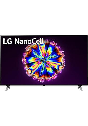LG 55NANO906NA LED - Fernseher (139,7 cm / (55 Zoll), 4K Ultra HD, Smart - TV kaufen
