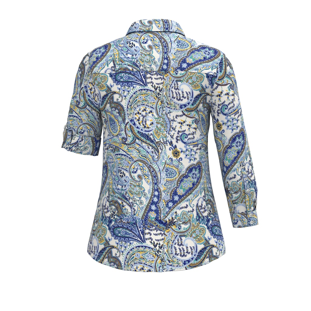 bianca Druckbluse »DAIRA«, sommerliches Paisley-Muster in angesagten Farben