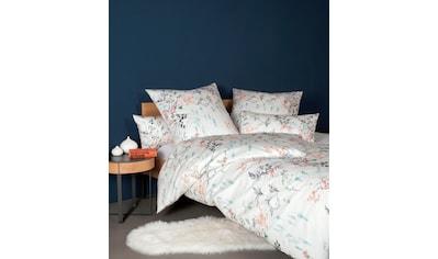 Janine Bettwäsche »MILANO 45005«, mit floralem Muster kaufen