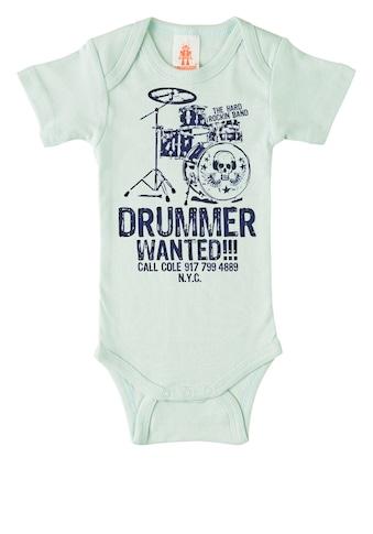 LOGOSHIRT Body mit Drummer Wanted-Frontdruck kaufen
