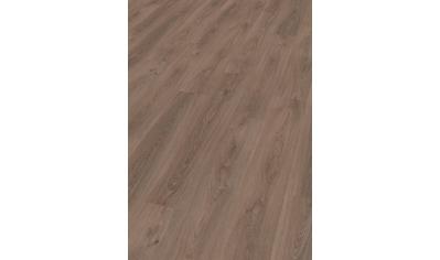 EGGER Packung: Laminat »EHL152 Eiche gekalkt grau«, mit Klick - Verbindung, 1292 x 192, Stärke: 7 mm kaufen