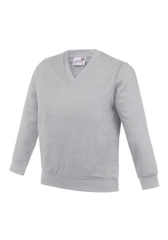 AWDIS V - Ausschnitt - Pullover »Academy Kinder Junior Schul Sweatshirt mit V - Ausschnitt« kaufen