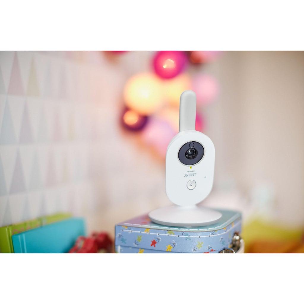 Philips AVENT Video-Babyphone »SCD833/26«, 2,7 Zoll Farbdisplay, Eco-Mode, Gegensprechfunktion