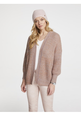 LINEA TESINI by Heine Strickjacke, mit Wolle kaufen