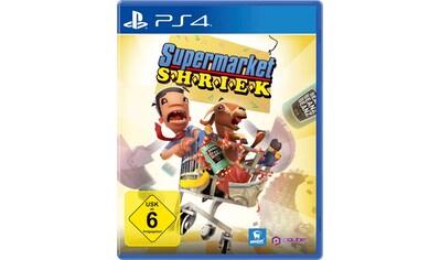 PQube Spiel »Supermarket Shriek«, PlayStation 4 kaufen