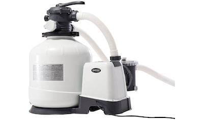 Intex Sandfilteranlage »Krystal Clear«, Pumpenleistung ca. 3,2 m³/h kaufen