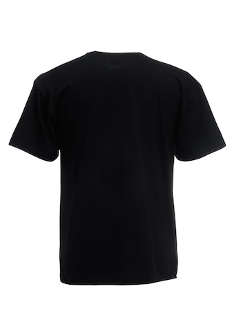 Fruit of the Loom V - Shirt »Valueweight T - shirt für Männer mit V - Ausschnitt, kurzärmlig« kaufen