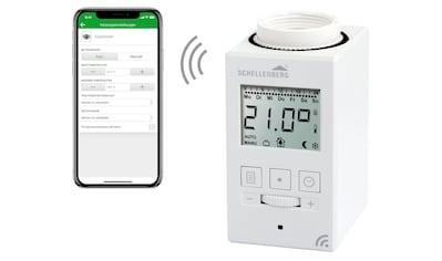 SCHELLENBERG Heizkörperthermostat »21001 Funk«, Smart Home kaufen