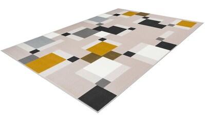 Kayoom Teppich »Esperanto 225«, rechteckig, 10 mm Höhe, Wohnzimmer kaufen