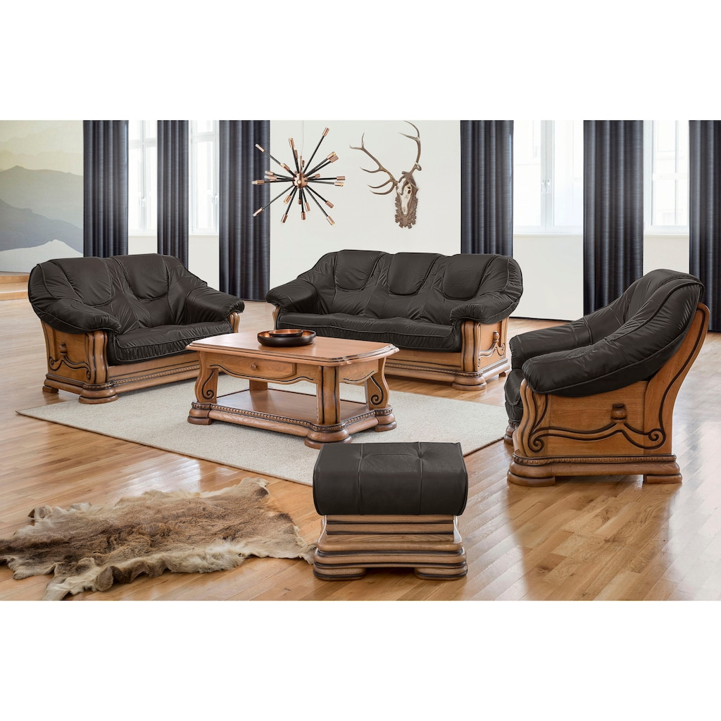 Premium collection by Home affaire 3-Sitzer »Grizzly«