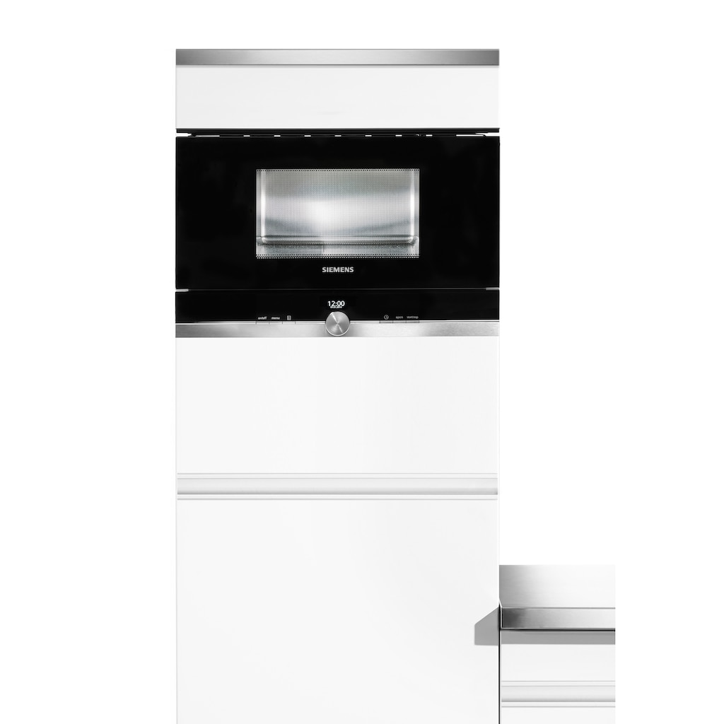 SIEMENS Einbau-Mikrowelle »BE634RGS1«, Mikrowelle-Grill, 900 W