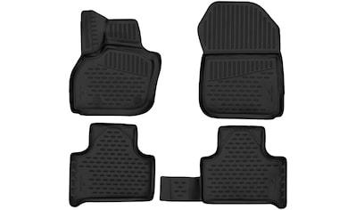 WALSER Passform-Fußmatten »XTR«, (4 St.), für Opel Astra H Bj 01/2004 - 05/2014, Astra... kaufen