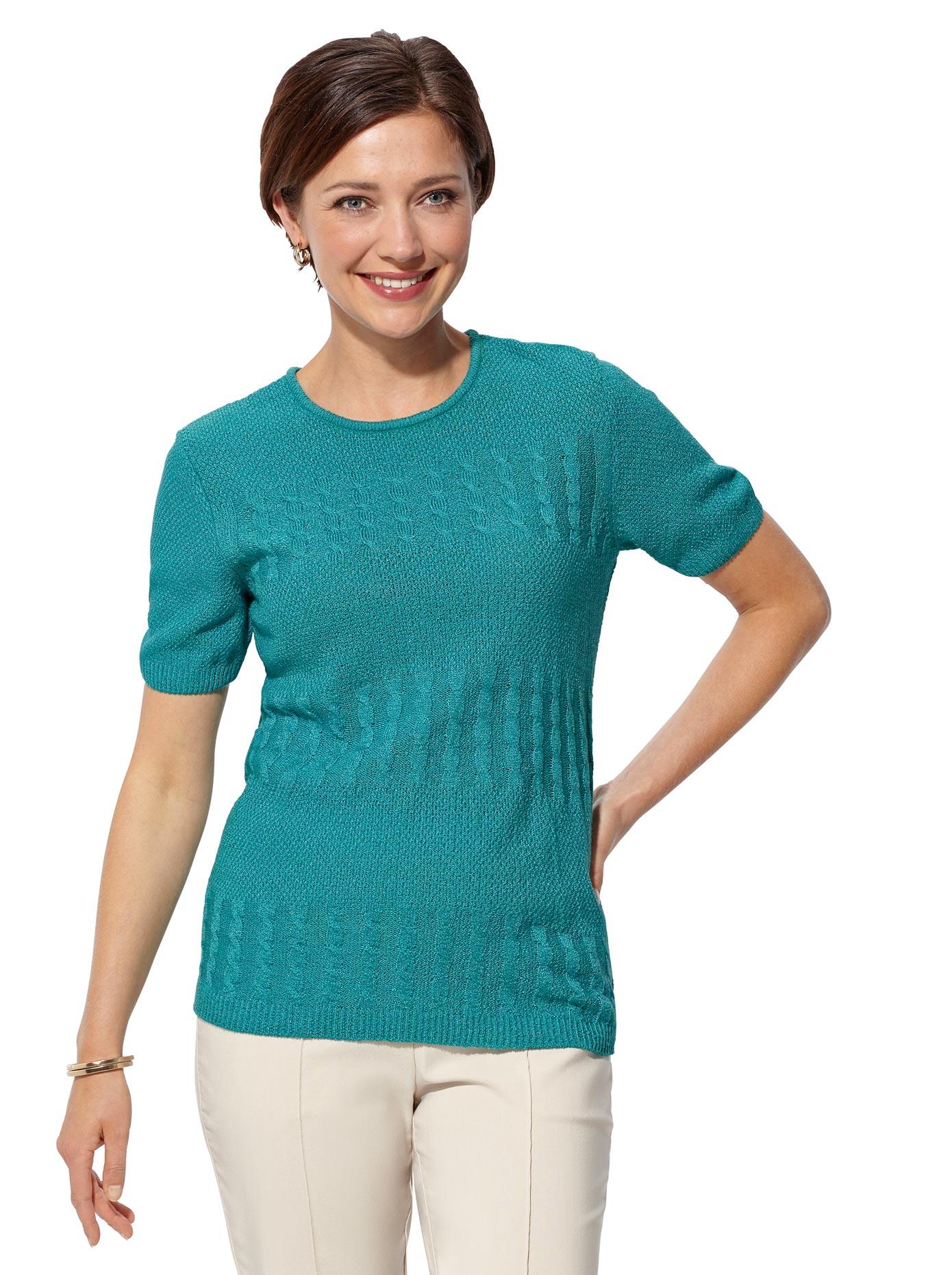 Classic Basics Pullover aus Feinbouclé | Bekleidung > Pullover > Sonstige Pullover | Classic Basics