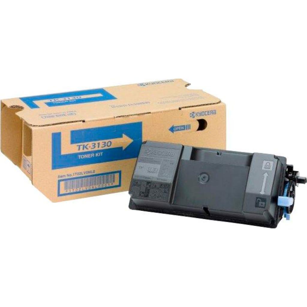 Kyocera Tonerpatrone »Kyocera TK-3130, 1T02LV0NL0, original, schwarz«