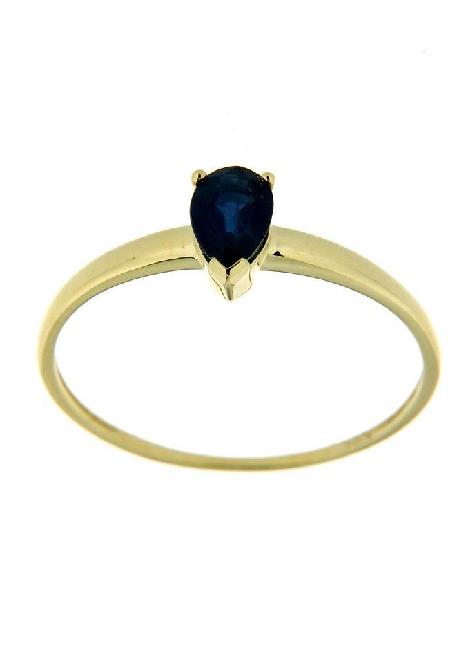 Vivance Jewels Ring ´´Tropfen´´ mit Safir Preisvergleich