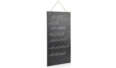 SÄNGER Wandtafel »Schiefertafel« kaufen
