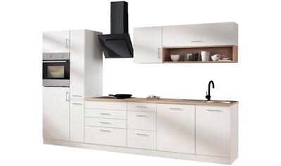 HELD MÖBEL Küchenzeile »Palermo«, mit E - Geräten, Breite 330 cm kaufen
