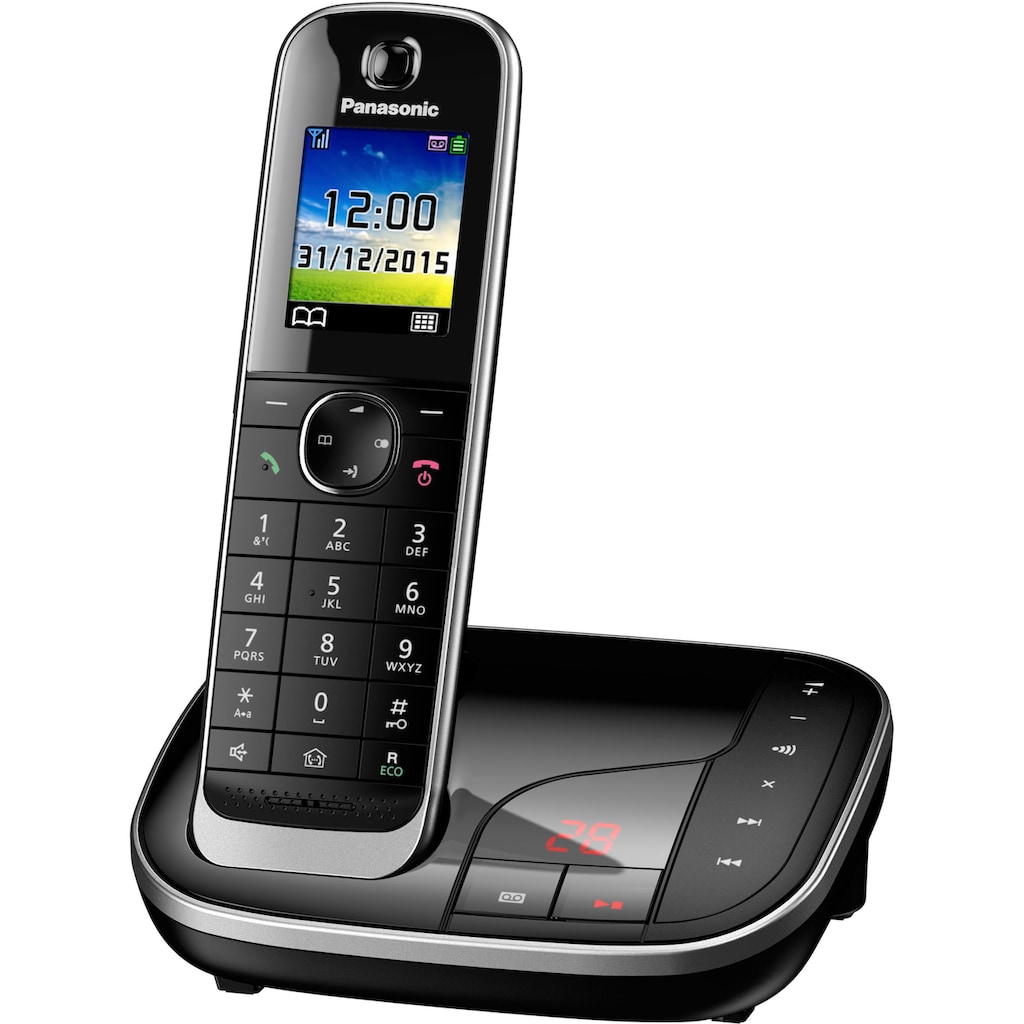 Panasonic »KX-TGJ320« Schnurloses DECT-Telefon (Mobilteile: 1)