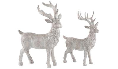 Home affaire Tierfigur »Hirsche«, stehend kaufen