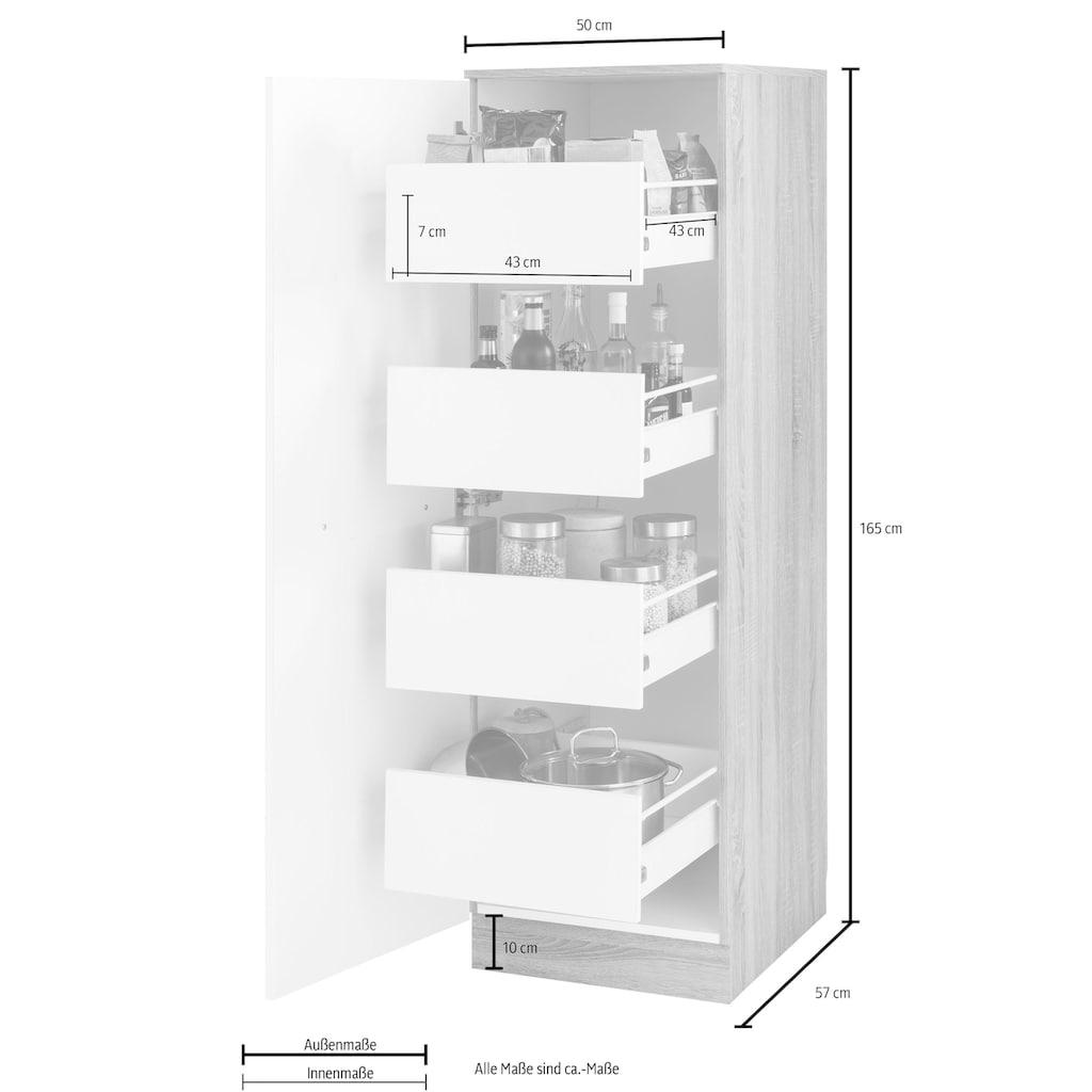 wiho Küchen Vorratsschrank »Flexi2«