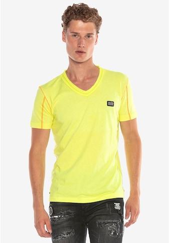 Cipo & Baxx T - Shirt »FLOYD« kaufen
