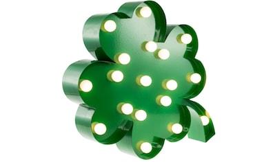 MARQUEE LIGHTS LED Dekolicht »Vierblättriges Kleeblatt«, 1 St., Warmweiß, Wandlampe,... kaufen