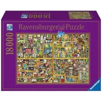"""Ravensburger Puzzle """"Magisches Bücherregal XXL"""" kaufen"""
