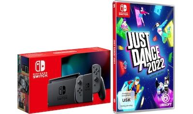 Nintendo Switch Konsolen-Set, inkl. Just Dance 2022 kaufen