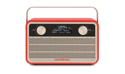 Nordmende DAB+ Digitalradio im Retro Design »Transita 120« kaufen