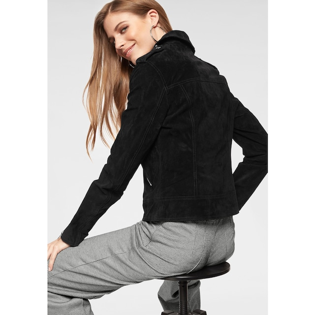Laura Scott Lederjacke