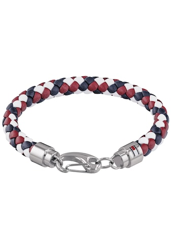 TOMMY HILFIGER Armband »CASUAL CORE, 2790046«, mit Emaille kaufen