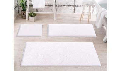 Grund Badematte »Navona«, Höhe 32 mm, rutschhemmend beschichtet, besonders dichter Flor kaufen