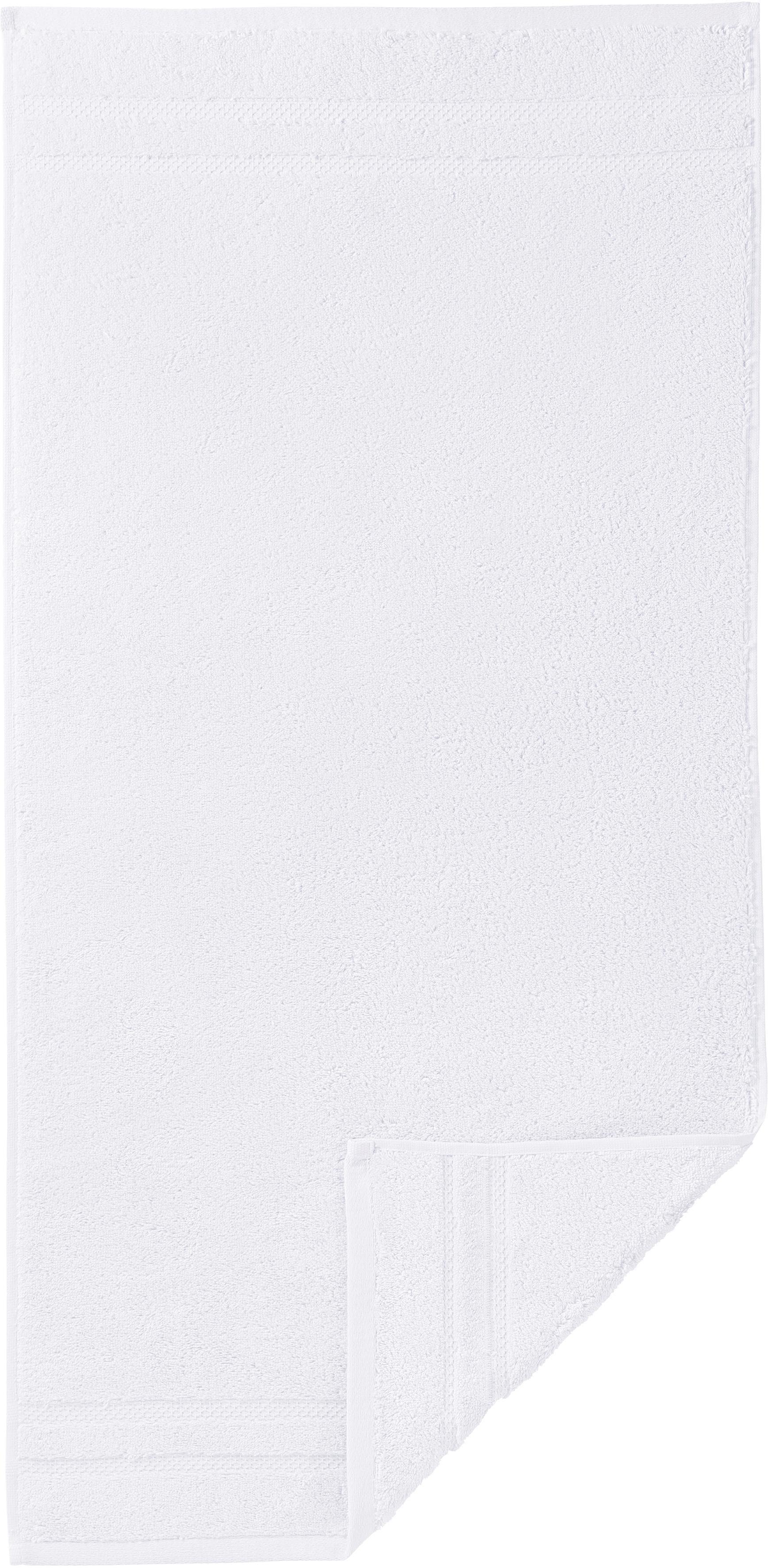 Badetuch Micro Touch Egeria | Bad > Handtücher > Badetücher | Weiß | Egeria