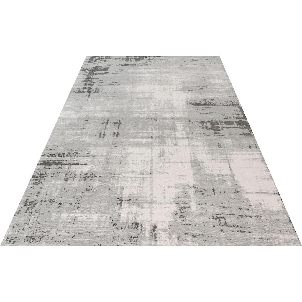 Festival Teppich »Aliya 7510«, rechteckig, 4 mm Höhe, Wohnzimmer