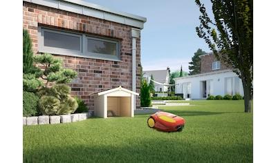 WEKA Mähroboter - Garage kaufen