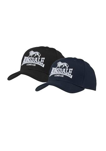 Lonsdale Baseball Cap »WILTSHIRE«, (2 St.) kaufen