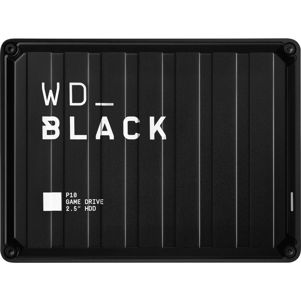 "WD_Black externe Gaming-Festplatte »P10 Game Drive«, 2,5 """
