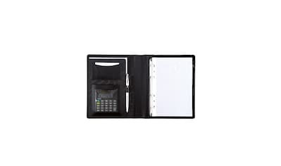 Alassio® Ringbuchmappe »DIN A5, Benaco 1«, mit Taschenrechner kaufen