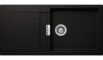 SCHOCK Granitspüle »Family«, ohne Restebecken, 100,2 x 50 cm kaufen