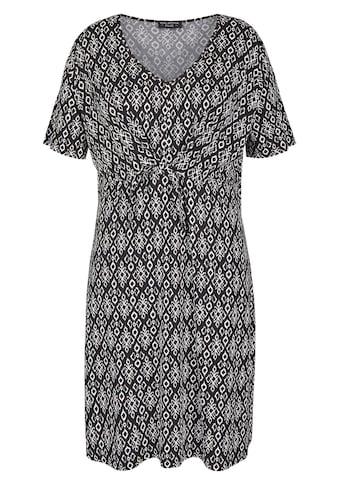 VIA APPIA DUE Feminines Kleid mit Printmuster kaufen