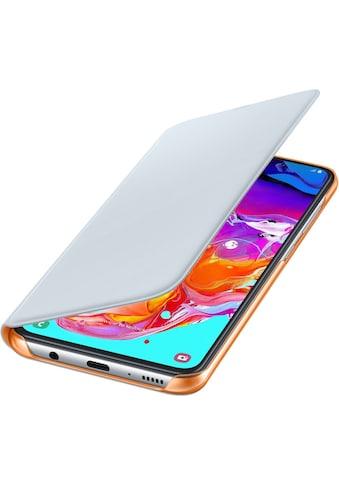 Samsung Handytasche »Wallet Cover EF - WA705 für Galaxy A70« kaufen