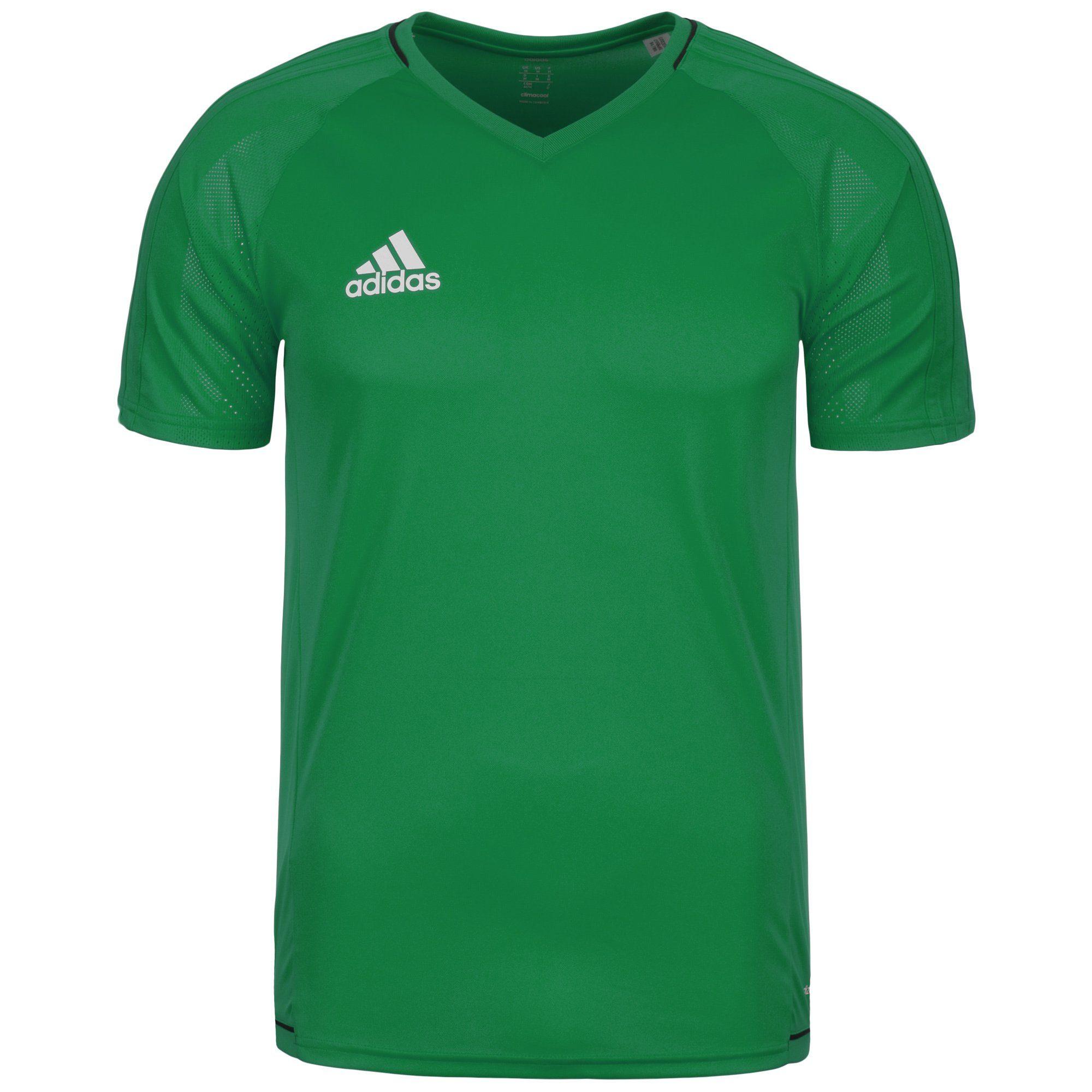 adidas Performance Trainingsshirt Tiro 17 | Sportbekleidung > Sportshirts > Funktionsshirts | adidas performance
