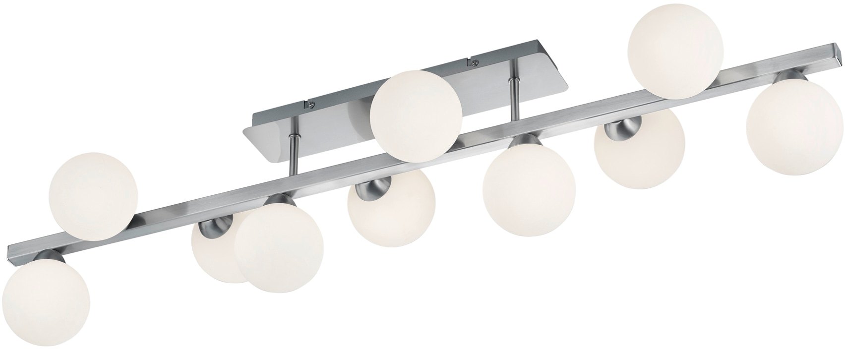 TRIO Leuchten Deckenleuchte ALICIA, G9, 1 St., Warmweiß, Deckenlampe