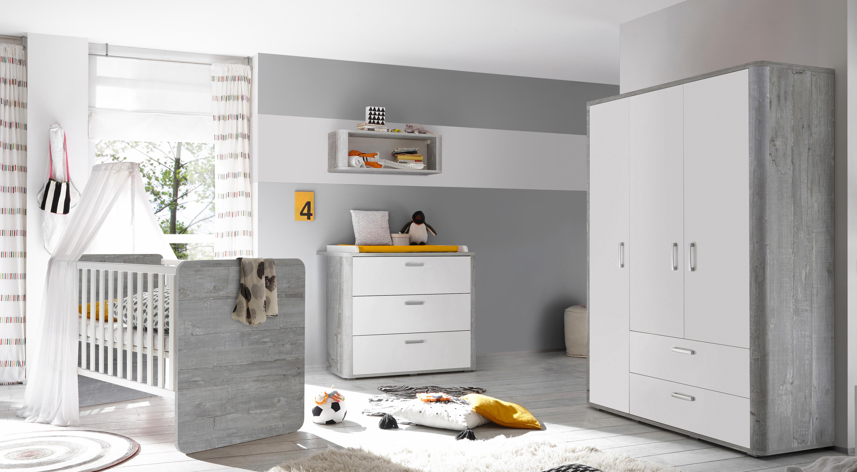 Babyzimmer Komplettset Aarhus Set 3 Tlg Bestellen Baur