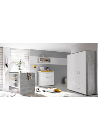 Babyzimmer - Komplettset »Aarhus« (Set, 3 - tlg) kaufen