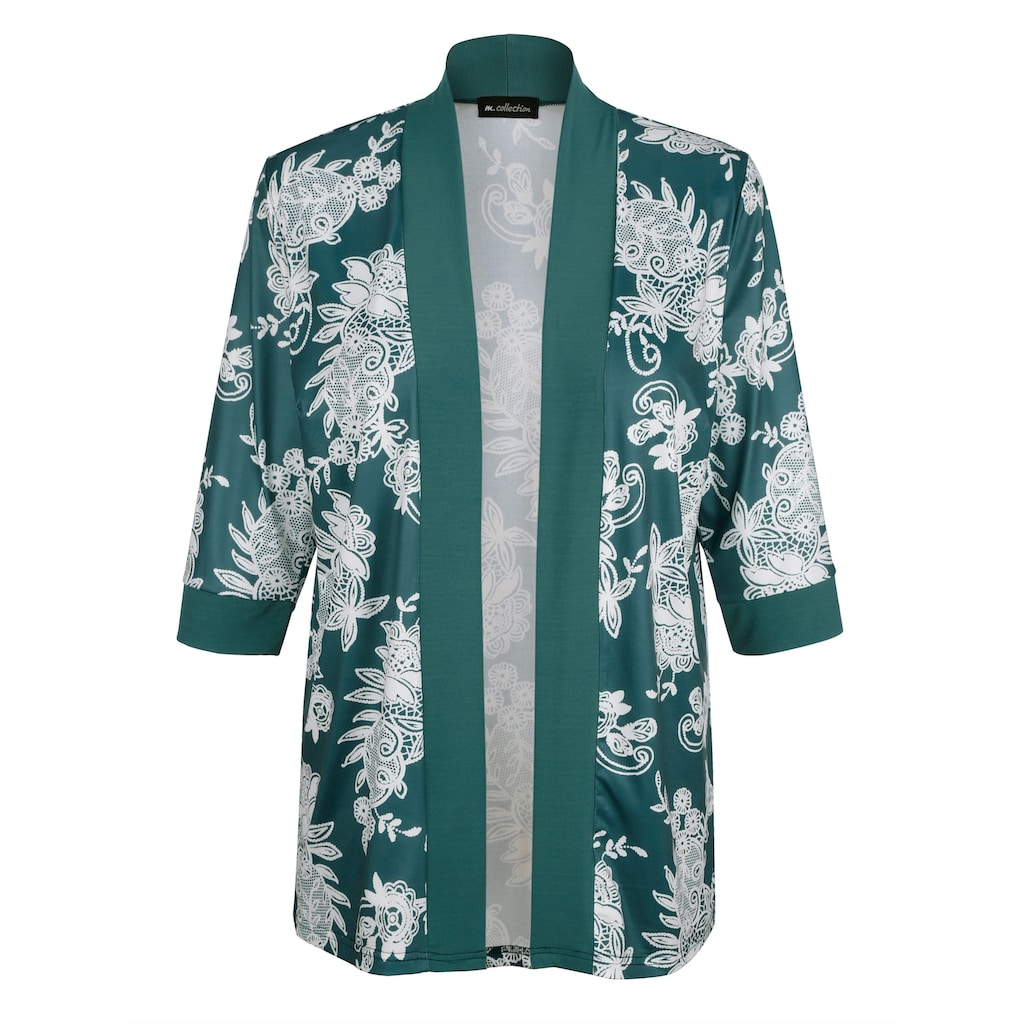 m. collection Shirtjacke, in Longform