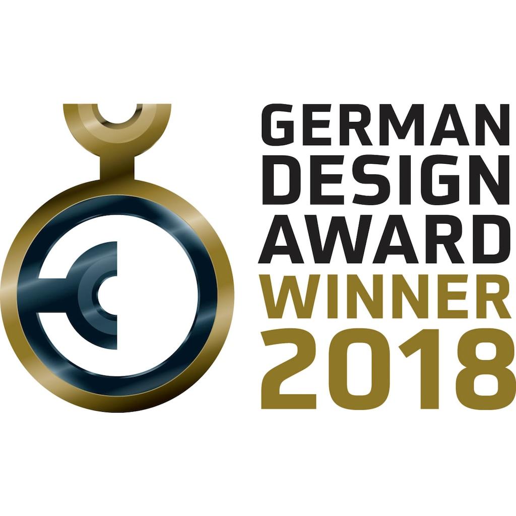 Müller SMALL LIVING Bettgestell »FLAI«, ohne Kopfteil in 4 Breiten, ausgezeichnet mit dem German Design Award 2018